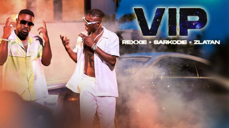 Sarkodie VIP Song